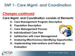 snp 1 care mgmt and coordination1