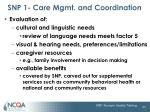 snp 1 care mgmt and coordination13