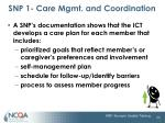 snp 1 care mgmt and coordination15