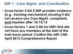 snp 1 care mgmt and coordination20