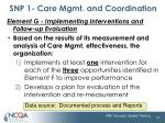 snp 1 care mgmt and coordination27