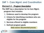 snp 1 care mgmt and coordination3