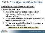 snp 1 care mgmt and coordination8