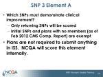 snp 3 element a2