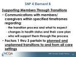 snp 4 element b