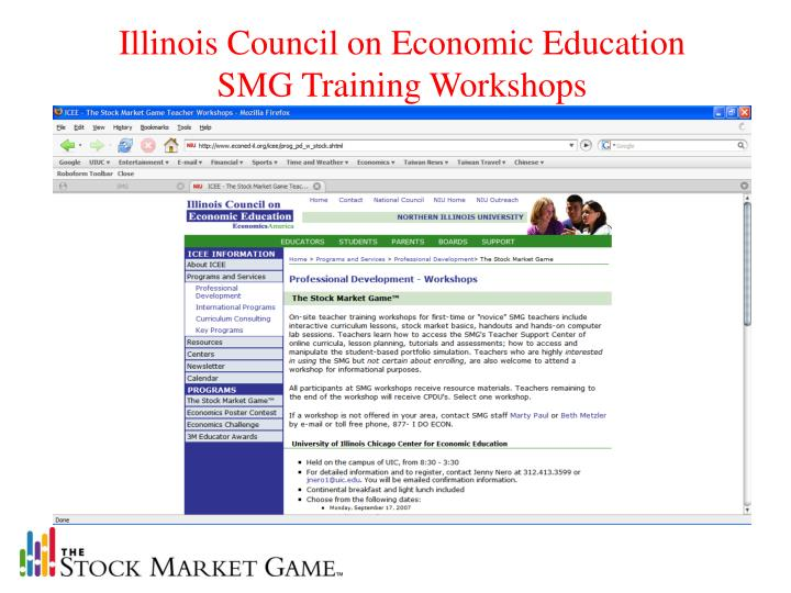Illinois Council on Economic Education