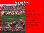 campus field