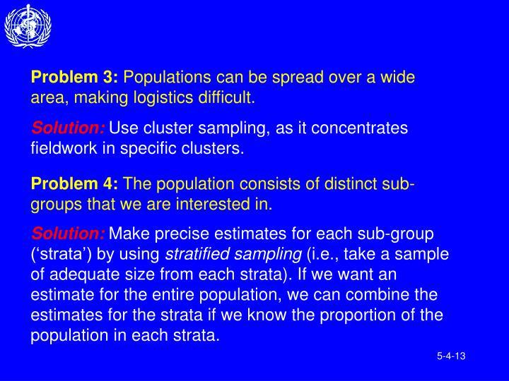 Problem 3: