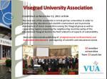 visegrad university association