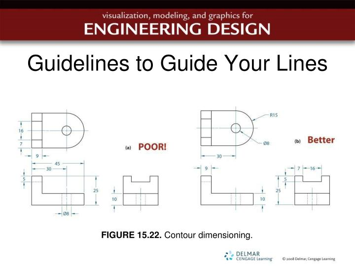Guidelines to Guide Your Lines