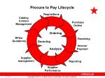 procure to pay lifecycle