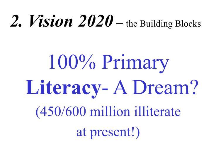 2. Vision 2020