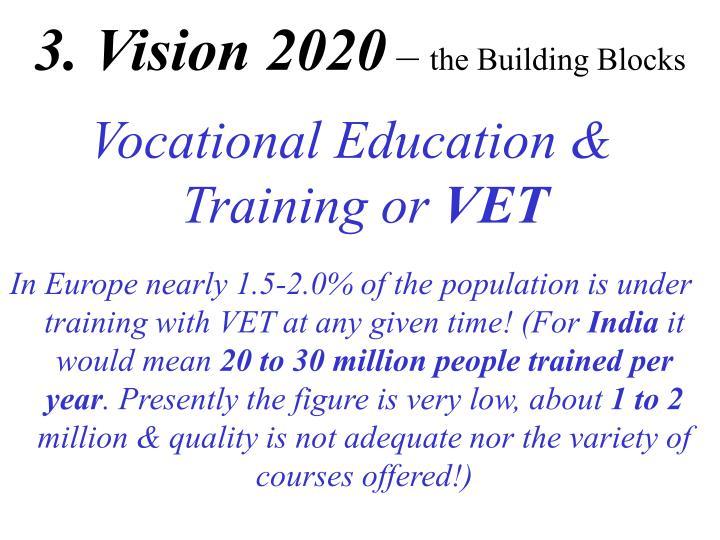 3. Vision 2020