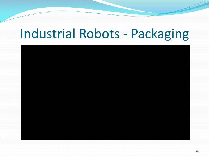 Industrial Robots - Packaging