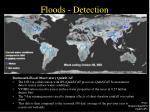 floods detection