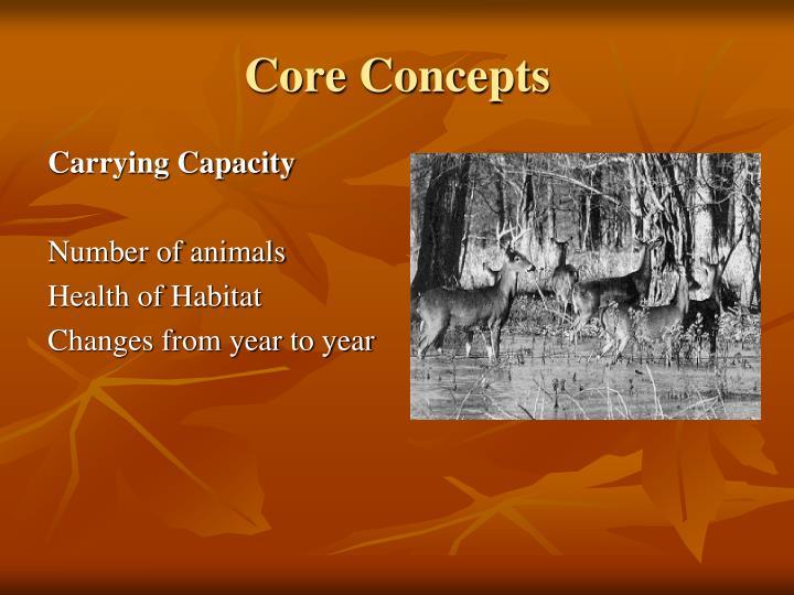 Core Concepts