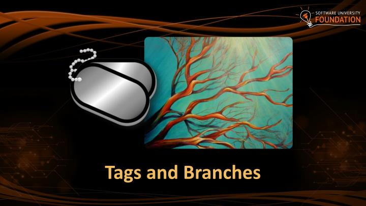 Tags and Branches