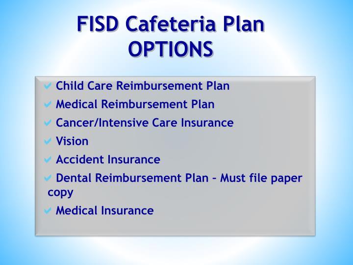 Child Care Reimbursement Plan