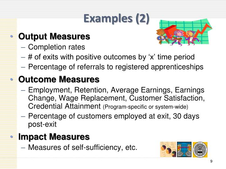 Output Measures