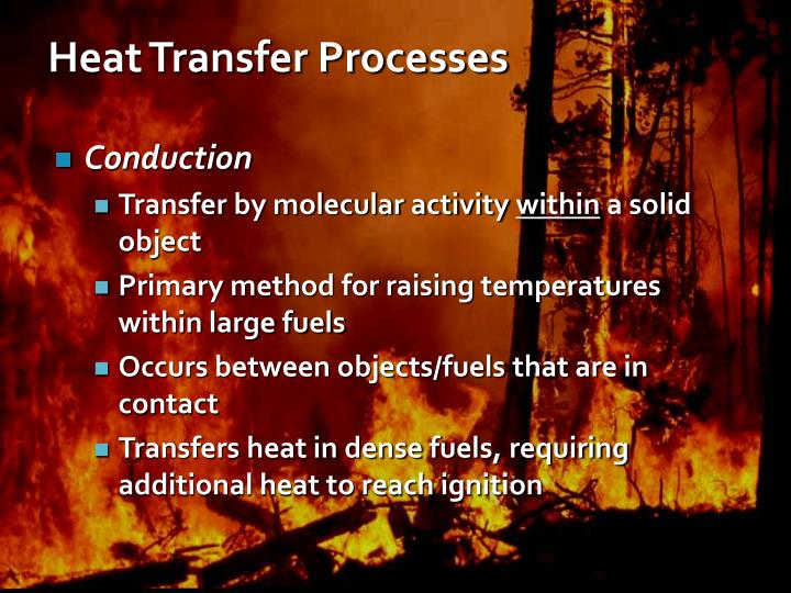 Heat Transfer Processes