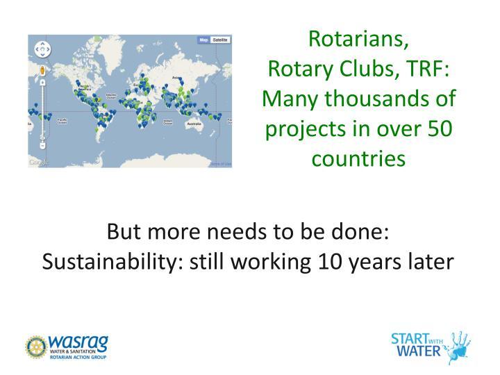 Rotarians,
