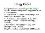 energy codes1