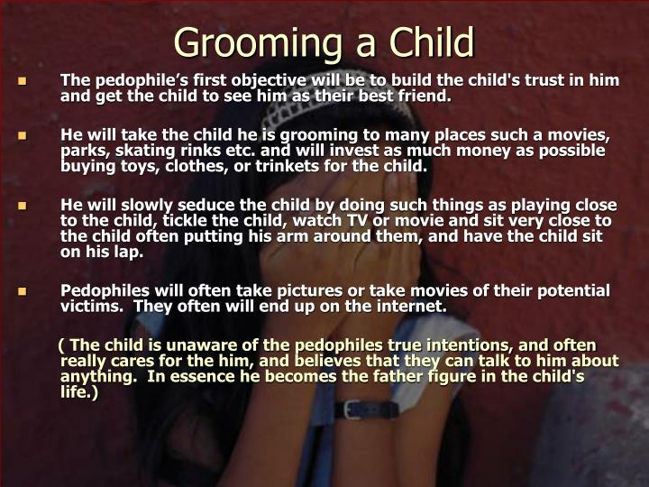 Grooming a Child