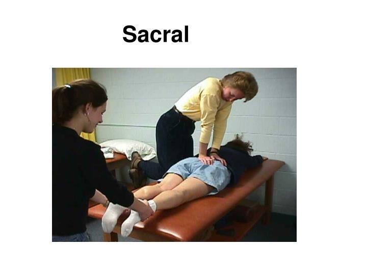 Sacral