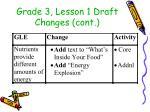 grade 3 lesson 1 draft changes cont