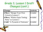 grade 3 lesson 1 draft changes cont1