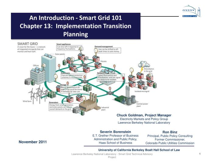 An Introduction - Smart Grid 101