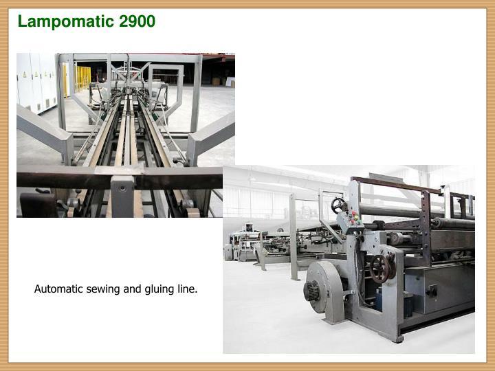 Lampomatic 2900