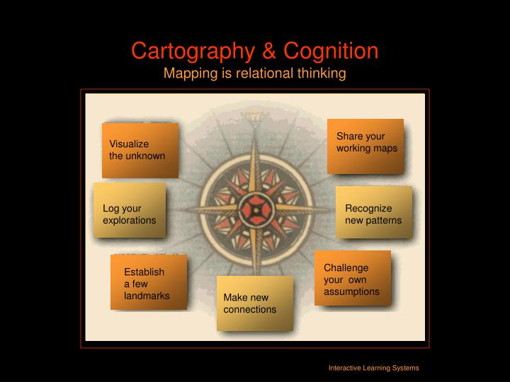 Cartography & Cognition