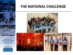 the national challenge