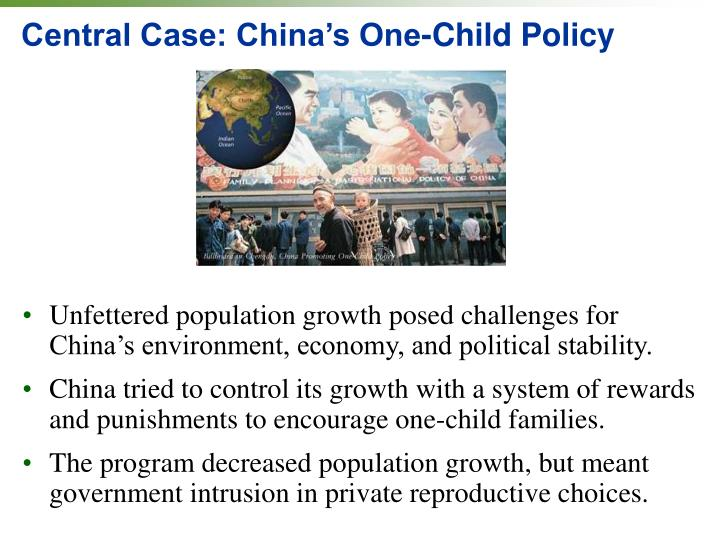 Central Case: China's One-Child Policy