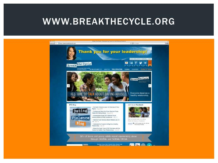 www.breakthecycle.org