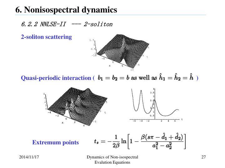 Quasi-periodic interaction (                                                                 )