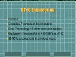 btec engineering