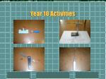 year 10 activities