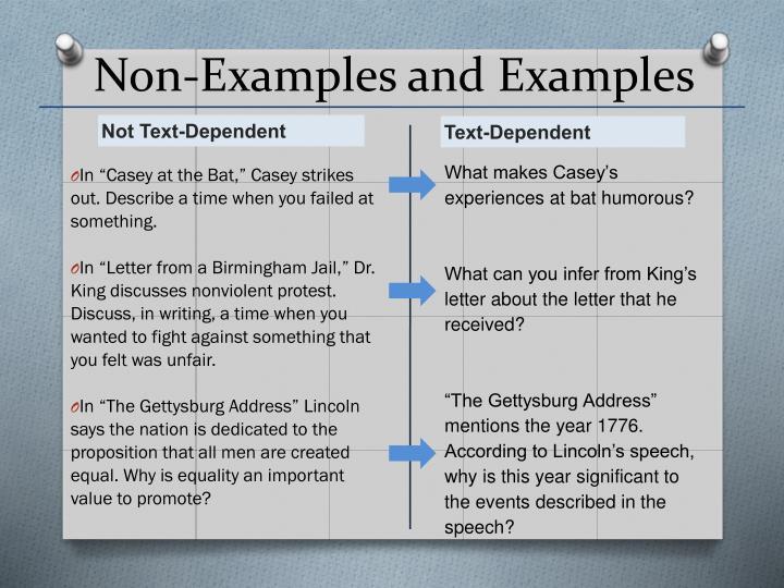 Not Text-Dependent