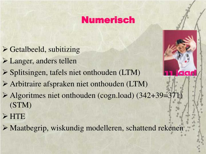 Numerisch