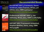 recommended books1