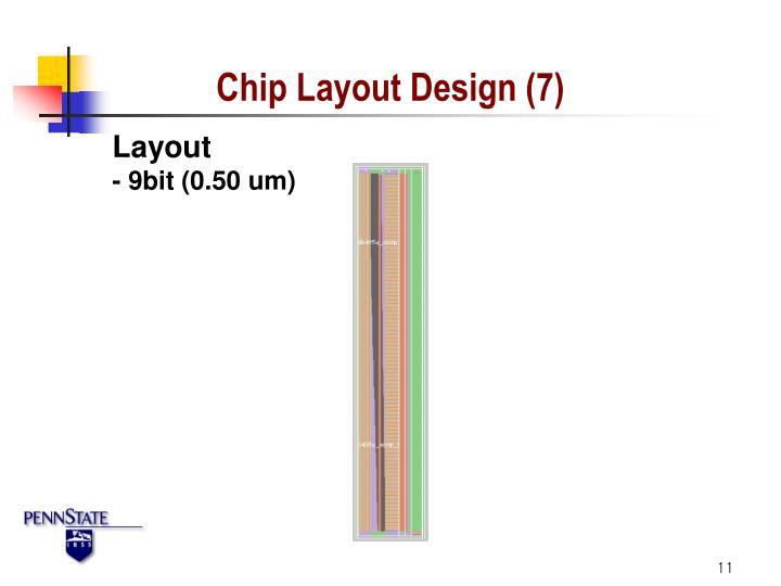 Chip Layout Design (7)