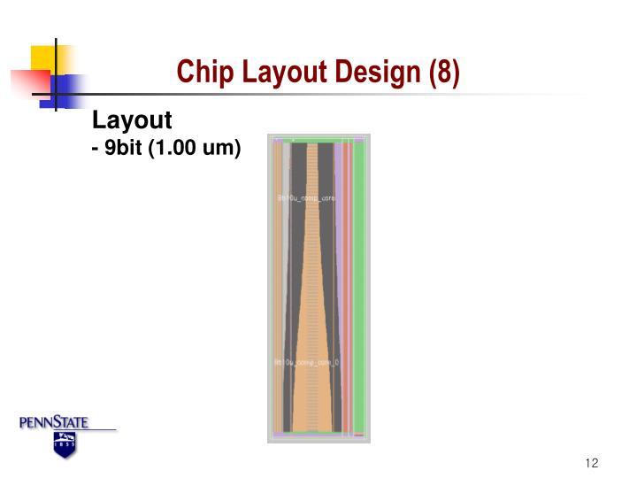Chip Layout Design (8)