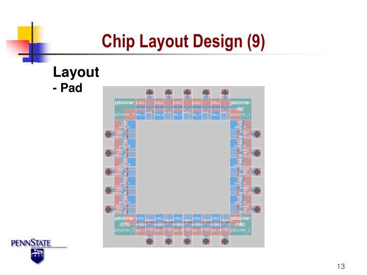 Chip Layout Design (9)