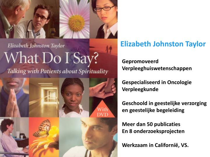 Elizabeth Johnston Taylor