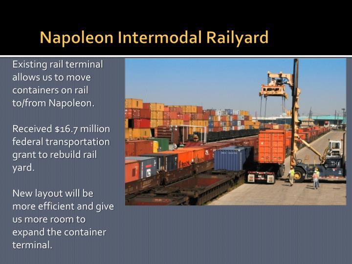 Napoleon Intermodal