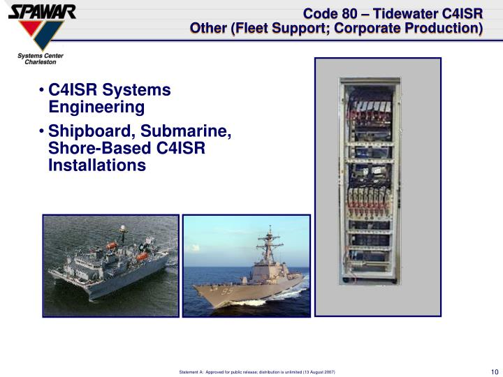 C4ISR Systems Engineering