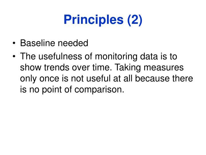 Principles (2)