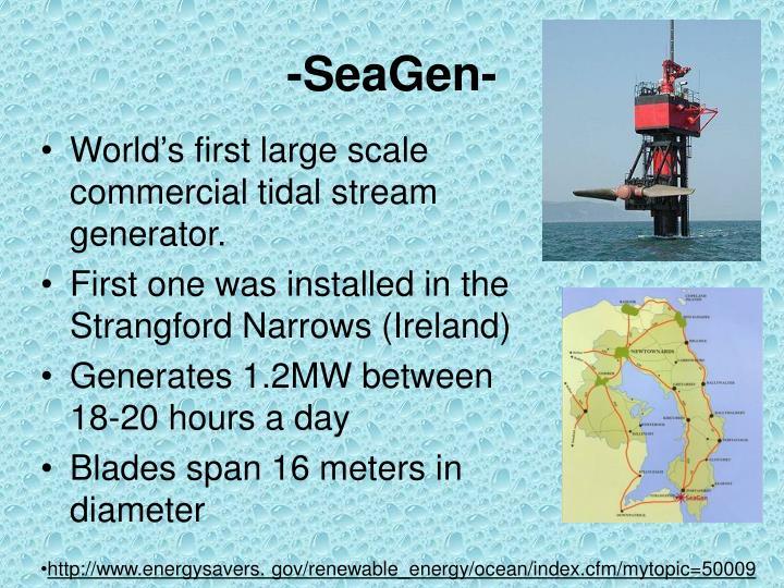 -SeaGen-